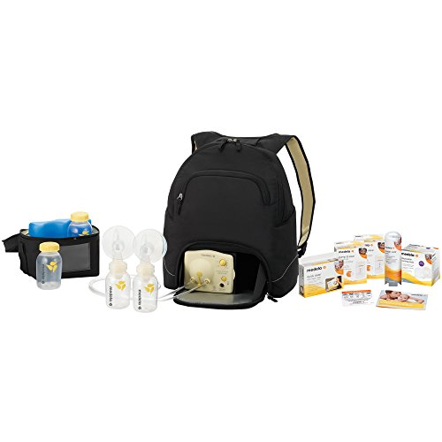 Medela Pump in Style Advanced Breast Pump Solution Set, Backpack - 1