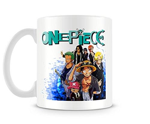 """Tazza MUG """"One Piece"""" - tazza da thè e caffè in ceramica"""
