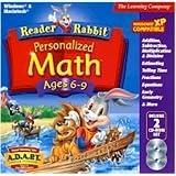Reader Rabbit Per Math 6-9 Dlx 2CD Jc