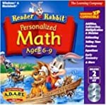 Reader Rabbit Personalized Math 6-9 D...