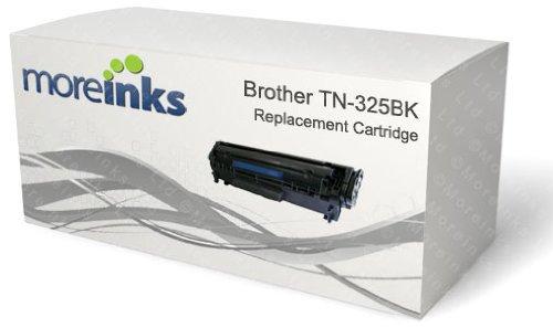 1 Kompatible Toner - Ersatz für TN325BK - Schwarz- Hohe Kapazität - Brother HL4140CN HL4150CDN HL4570CDW HL4570CDWT DCP 9055 MFC 9460CDN 9465CDN 9970CDW