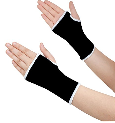 Shop Flash X-tra Compression 3-in-1 Palm, Hand and Wrist Support Women, Black, Medium, 2 Piece
