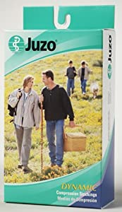 Juzo 3511AGFFSBSH III Dynamic Thigh Full Foot Full Knit Short Silicone