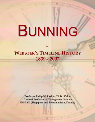 bunning-websters-timeline-history-1839-2007