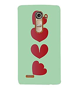 Hierarchy Of Love 3D Hard Polycarbonate Designer Back Case Cover for LG G4 Mini :: LG G4C