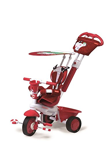 Fisher Price FP1570533 - Triciclo Royal, Rosso