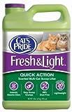Cats Pride Fresh and Light Multi-Cat Premium Clumping Litter Jug, 15-Pound
