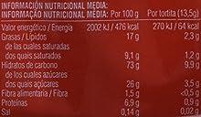 Bicentury Nackis Tortitas De Maíz con Chocolate con Leche Sabor Avellana - 108 g