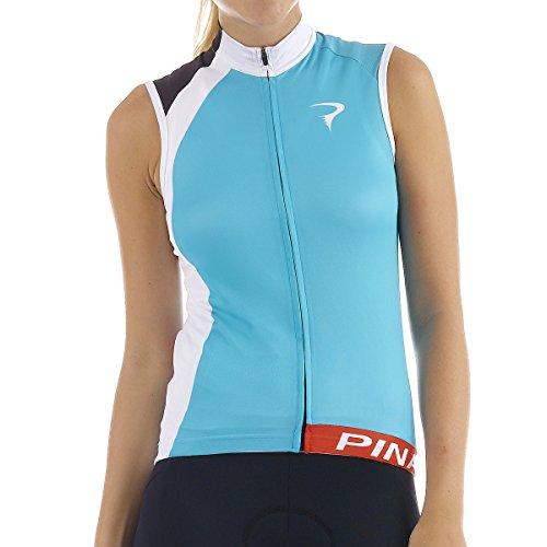 Pinarello 2015 Women's Rondo Corsa Sleeveless Cycling Jersey - PI-S5-WSLV-ROND
