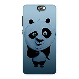 Ajay Enterprises Elite Cute Kid Panda Back Case Cover for HTC One A9
