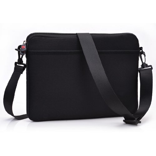 """Kroo - Neoprene Tote For Most 13"""" Laptops Fits Sony Vpcs13Egx // Two-Tone Colors front-1089128"""