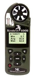 Kestrel 4000NV Pocket Weather Meter with Night Vision by Kestrel