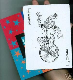7-Inch by 5-Inch Jumbo Deck 52 Playing Cards with Jokers...
