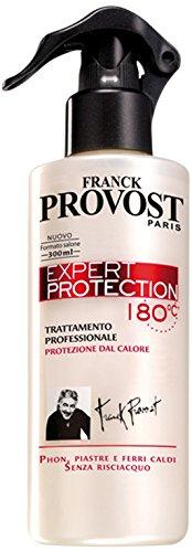 Franck Provost Expert Protection 180° Spray Trattamento Professionale Protezione dal Calore, 300 ml
