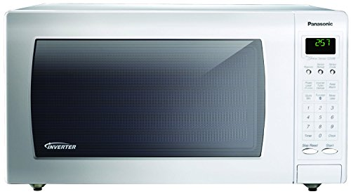 Panasonic 1250w 1 6 Cu Ft Countertop Microwave With