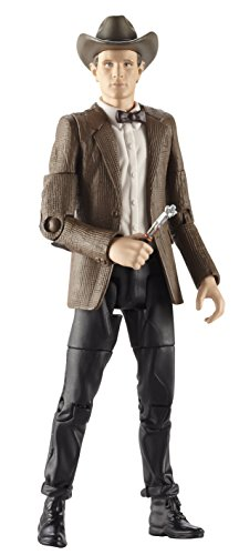 "Underground Toys Doctor Who 5.0"" Action Figure - Doctor 11th - Cowboy Hat"