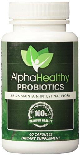 Probiotics - *#1 Rated* Custom All Natural Formula Ensures Optimal Health For Women, Men & Kids! - Improve Your Immune System, Energy, Colon Health,