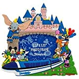Disneyland Storybook Photo Frame Magnet with Duffy - 2 1/2'' X 1 3/4''