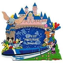 Disneyland Storybook Gift Card Holder/Photo Frame with Duffy - 2 1/2\'\' X 1 3/4\'\'