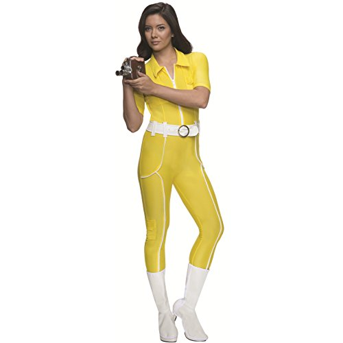 April O'Neil Womens Costume Teenage Mutant Ninja Turtles Adult TMNT Movie