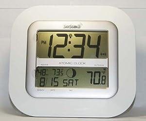 SkyScan Atomic Clock with Temperature Sensor (88905)