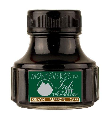 Monteverde Bouteille d'Encre - Brun