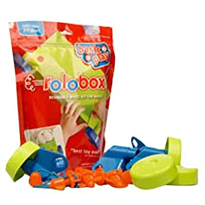Rolobox Reuseable Wheel Kit for Boxes