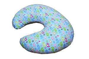 Cuddles Ellie - Cojín de lactancia, color azul de Cuddles Collection