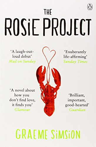 Buchseite und Rezensionen zu 'The Rosie Project: Don Tillman 1' von Graeme Simsion