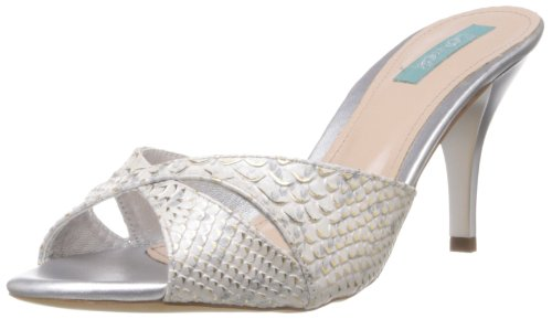 Catwalk Women's White Slippers - 7 UK