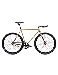 State Bicycle Core Model Fixed Gear Bicycle - Bomber, 62 cm