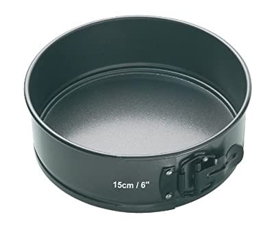 Master Class 15cm Non-Stick Spring Form Quick Release Cake Pan With Loose Base
