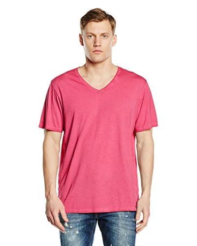 Guess T-Shirt Manica Corta Cold [Fucsia]