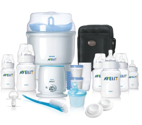 Philips AVENT SCD289/00 Complete Bottlefeeding Set