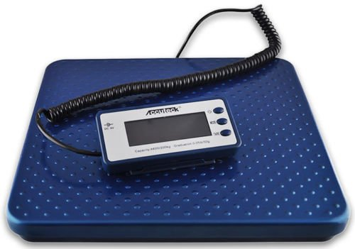 Brand New 440 Lb Heavy Duty Large Digital Postal Postage Shipping Industrial Weight Scale with LCD Screen Display (Old Kitchen Scale compare prices)