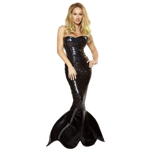 Siren of the Sea Costume - Medium - Dress Size 6