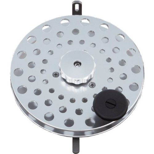 Elec-Tra-Mate Manual 8 Silver Anodized Teezer Reel