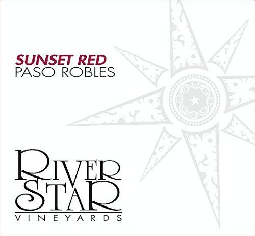 Nv Riverstar Vineyards Paso Robles Sunset Red 750 Ml