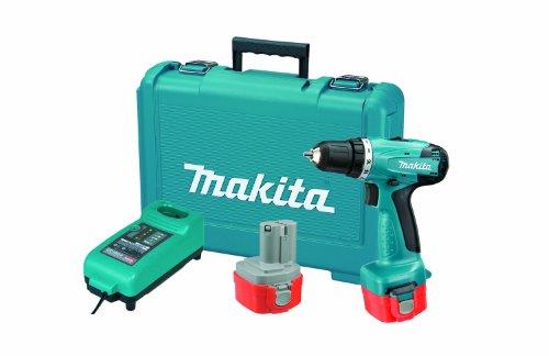 Makita 6271DWPE 12-Volt Cordless 3/8-Inch Driver/Drill Kit