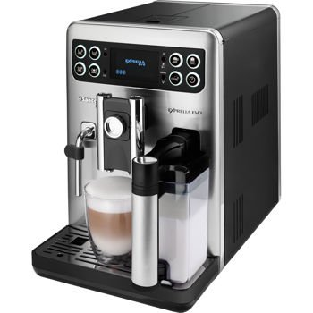 Saeco Exprelia EVO Class Automatic Espresso Machine with Fully Automated Dual Cleaning Milk Carafe, Easy Milk Frothing (Exprelia Saeco compare prices)