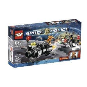 Catch LEGO LEGO out of print goods 5970 Freeze Ray Frenzy Space Police freezing ray overseas limited product [parallel import goods] (japan import)