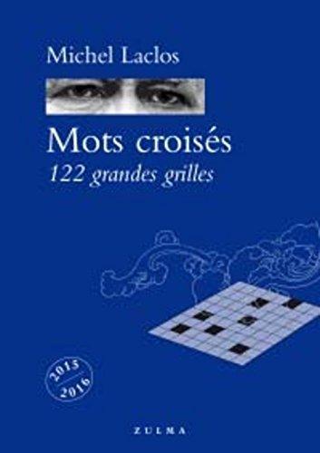 Mots croisés : 122 grandes grilles