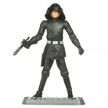 Star Wars, Saga Legends 2011 Series, Death Star Trooper Action Figure #SL27, 3.75 Inches