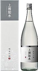 白瀧酒造 上善如水 純米吟醸 瓶 1800ml