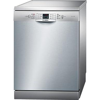 Bosch SMS63M28FF Fully built-in 13places A++ Acier inoxydable lave-vaisselle - laves-vaisselles (Entièrement intégré, A, A++, Acier inoxydable, Rapide, Auto 45-65 ºC, Pré-lavage, Économie, Intensif)