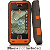 Mophie Juice Pack Pro Ruggedized Rechargeable External Battery Case for iPhone 4/4s - 2,500 mAh Outdoor Edition