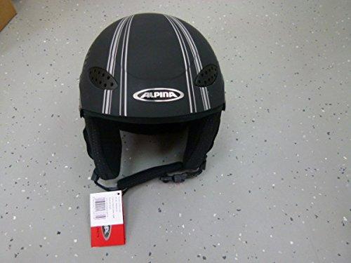 Alpina Pro 6.3 Flex Skihelm red black-matt