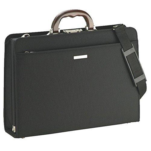 メンズクラブ[MEN'S CLUB]ナイロン製ダレス型ビジネスバッグH22264(ブラック)