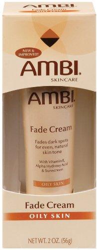 Ambi Skincare Oily Skin Fade Cream, 2 Ounce (Pack