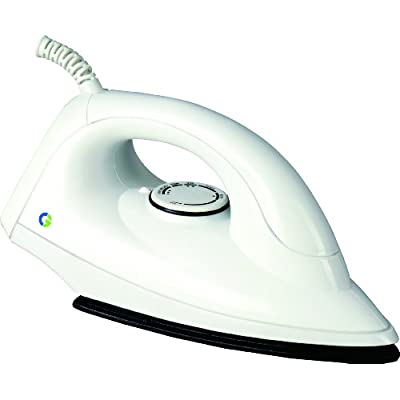Crompton Greaves DM1 1000-Watt Dry Iron (White)